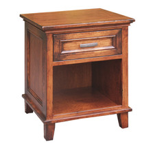 CWF625 Brooklyn Nightstand, 1 Drawer