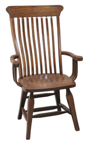 G02-10 Old South Country Arm Chair