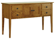 G02-31 Old South Country Sideboard