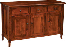 G10-33 Jacob Martin 3-Door Buffet
