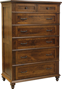 JL 102 Plymouth Chest of Drawer