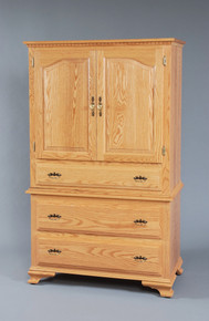 JL 22 Heirloom Armoire