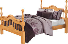 JL 300 Heirloom Queen Size Bed