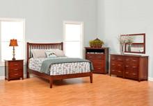 MHF Ashton Slat Bedroom Suite