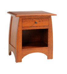 "MHF Bordeaux 26"" Nightstand 1-Drawer"