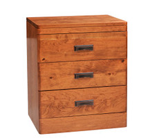 "MHF Crossan 23"" Nightstand 3-Drawer"