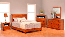 MHF Crossan Sleigh Bedroom Suite