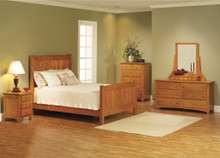 MHF Elizabeth Lockwood Panel Bedroom Suite
