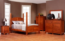 MHF Greenwich Bedroom Suite (Autumn Wheat)