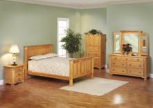 MHF Journeys End Panel Bedroom Suite