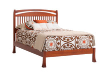 MHF Oasis Queen Size Slat Bed