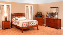 MHF Oasis Slat Bedroom Suite