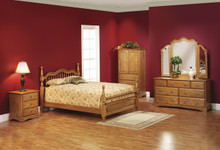 MHF Sierra Classic Crest Bedroom Suite