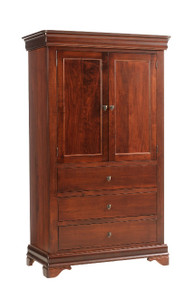 "MHF Versailles 41"" Armoire"