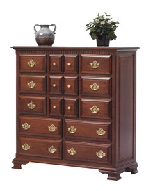 MHF Victoria's Tradition Monticello Chest