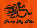 Pimp My Ride MS T-Shirt by MStees