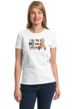 Do the MS Walk Ladies by MStees