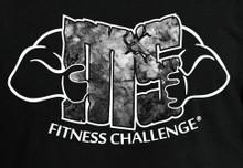 MS Challenge Black Tee