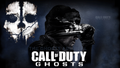 CALL OF DUTY GHOSTS Edible Cake Topper