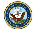 US Navy Edible Image Cake Cupcake Cookie Topper