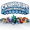 Skylanders Spyro's Edible Icing Image Cake Decoration Topper