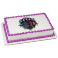 Descendants Auradon Cool ~ Edible Icing Image