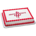 NBA Houston Rockets ~ Edible Icing Image