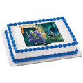 Batman and the Joker ~ Edible Icing Image