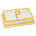 MLB Pittsburgh Pirates ~ Edible Icing Image