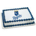 MLB Kansas City Royals ~ Edible Icing Image