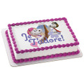 Peanuts: Love Paris Snoopy ~ Edible Icing Image