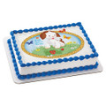 Little Golden Books: The Poky Little Puppy ~ Edible Icing Image