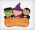 TRICK OR TREATERS Edible Image®