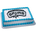 NBA San Antonio Spurs ~ Edible Icing Image