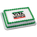 Luis Fitch - Viva Mexico ~ Edible Icing Image
