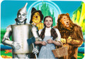 Wizard of Oz - Yellow Brick Road Edible Icing Image