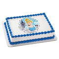 Cinderella Full of Dreams ~ Edible Icing Image