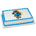 Blaze and the Monster Machines I've Got Drive! ~ Edible Icing Image