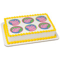 Copy of Peppa Pig: Peppa and George ~ Edible Icing Image