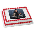 WWE Roman Reigns ~ Edible Icing Image