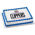 NBA Los Angeles Clippers ~ Edible Icing Image