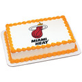 NBA Miami Heat ~ Edible Icing Image