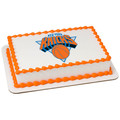 NBA New York Knicks ~ Edible Icing Image