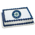 MLB Seattle Mariners ~ Edible Icing Image