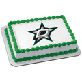NHL Dallas Stars ~ Edible Icing Image