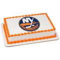 NHL New York Islanders Edible Icing Image