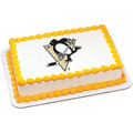NHL Pittsburgh Penguins ~ Edible Icing Image