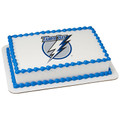 NHL Tampa Bay Lightning ~ Edible Icing Image
