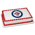 NHL Winnipeg Jets ~ Edible Icing Image