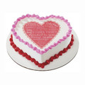 From the Heart ~ Edible Icing Image